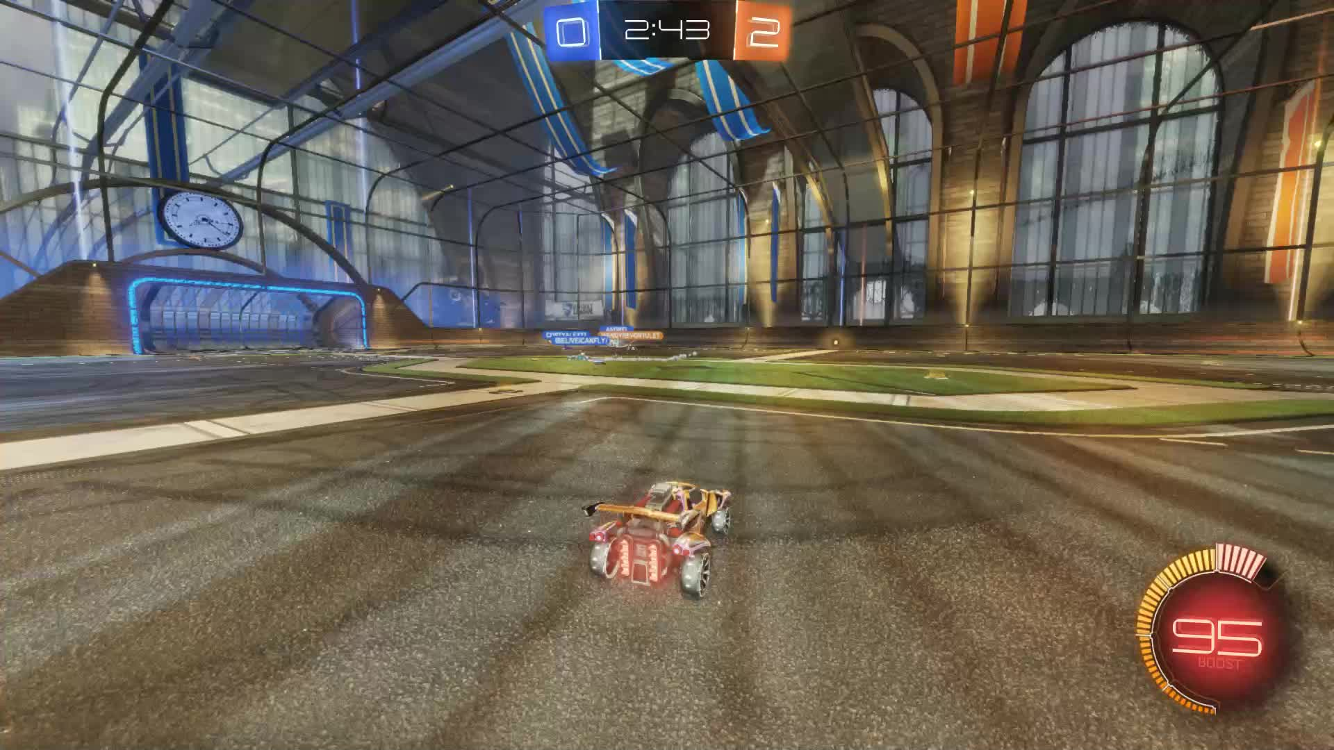 Gif Your Game, GifYourGame, Goal, Rocket League, RocketLeague, SCOTLAND FOREVER, Goal 3: SCOTLAND FOREVER GIFs