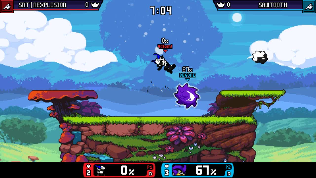 Absa, Rivals Of Aether, RoA, combo, blep GIFs