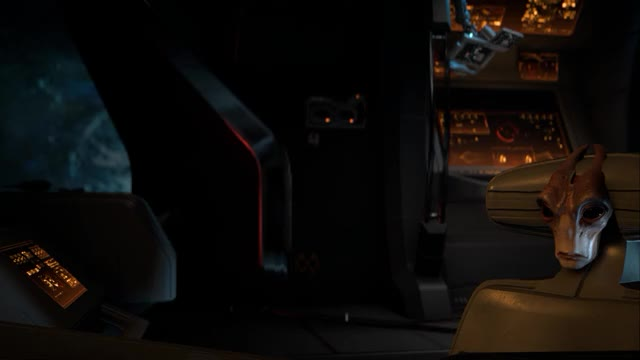 Watch Kallo is one with his ship GIF on Gfycat. Discover more gaming, mass effect andromeda GIFs on Gfycat