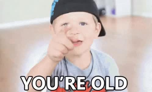Watch this feeling old GIF by Reaction GIFs (@sypher0115) on Gfycat. Discover more feeling old, feelingold, old GIFs on Gfycat