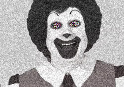 Watch Creepy Ronald McDonald... : gifs GIF on Gfycat. Discover more related GIFs on Gfycat