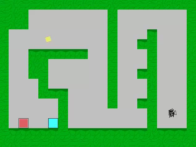 gamemaker, early collision detection GIFs