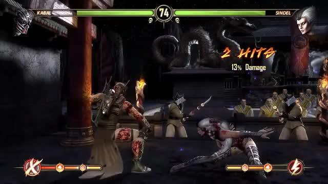 KABAL   HIGH GOD TIER - Kabal Arcade Ladder/Ending: Mortal Kombat 9