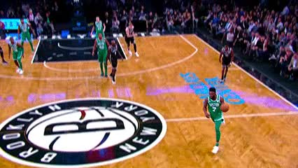 Watch Jaylen Brown — Boston Celtics GIF by Off-Hand (@off-hand) on Gfycat. Discover more 111417 GIFs on Gfycat
