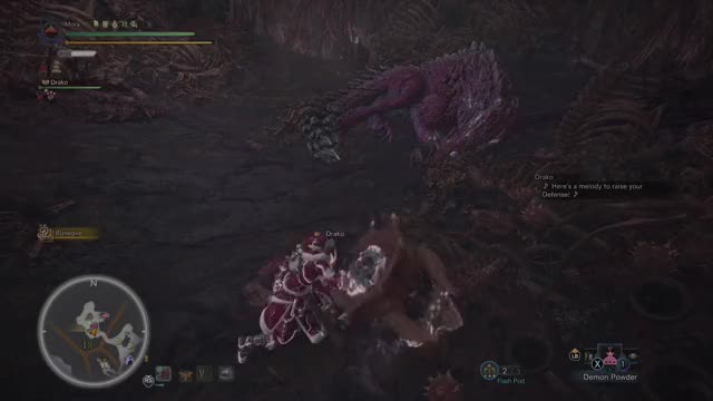 Watch Mhw Hammer wake up  GIF by Gamer DVR (@xboxdvr) on Gfycat. Discover more MONSTERHUNTERWORLD, NightMaximus88, xbox, xbox dvr, xbox one GIFs on Gfycat