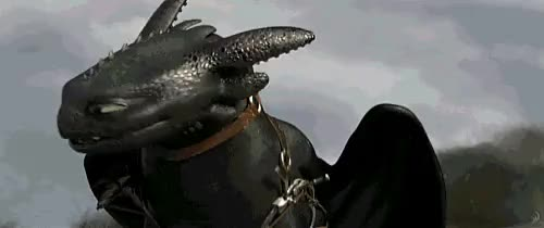 Watch this toothless GIF on Gfycat. Discover more toothless GIFs on Gfycat