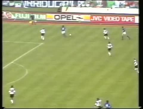 Fußball Europameisterschaft 1988 Deutschland-Italien GIFs