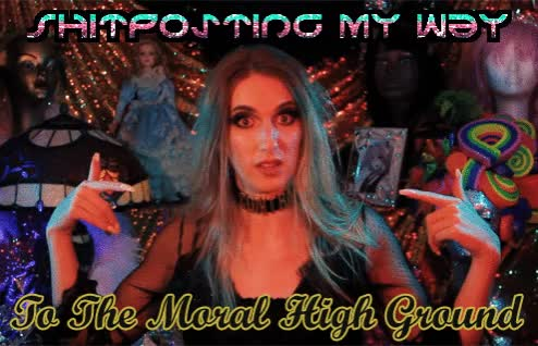 Watch shitpost GIF by zuul (@glitterbmb) on Gfycat. Discover more contrapoints, glitter, shitpost GIFs on Gfycat