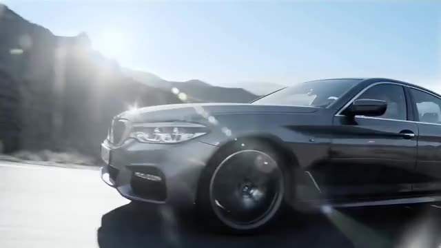 The All New Bmw 5 Series Official Launchfilm Gif Rechercher