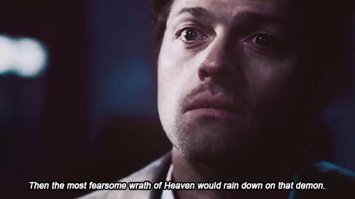 Watch and share What A Fricker GIFs and Cas And Dean GIFs on Gfycat