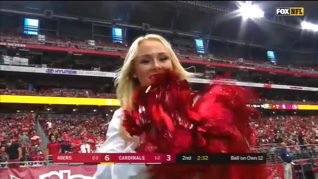 Watch and share Excited GIFs and Nfl GIFs by NFL Cheerleaders on Gfycat