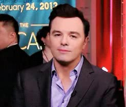 Watch and share Just Forgot To Post GIFs and Seth Macfarlane GIFs on Gfycat
