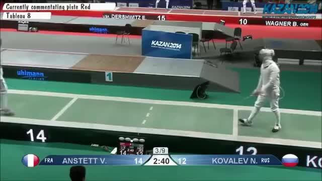 Watch and share 2014 Kazan MST L8 France V Russia (reddit) GIFs on Gfycat