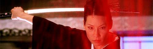 lucy liu, Lucy Liu GIFs