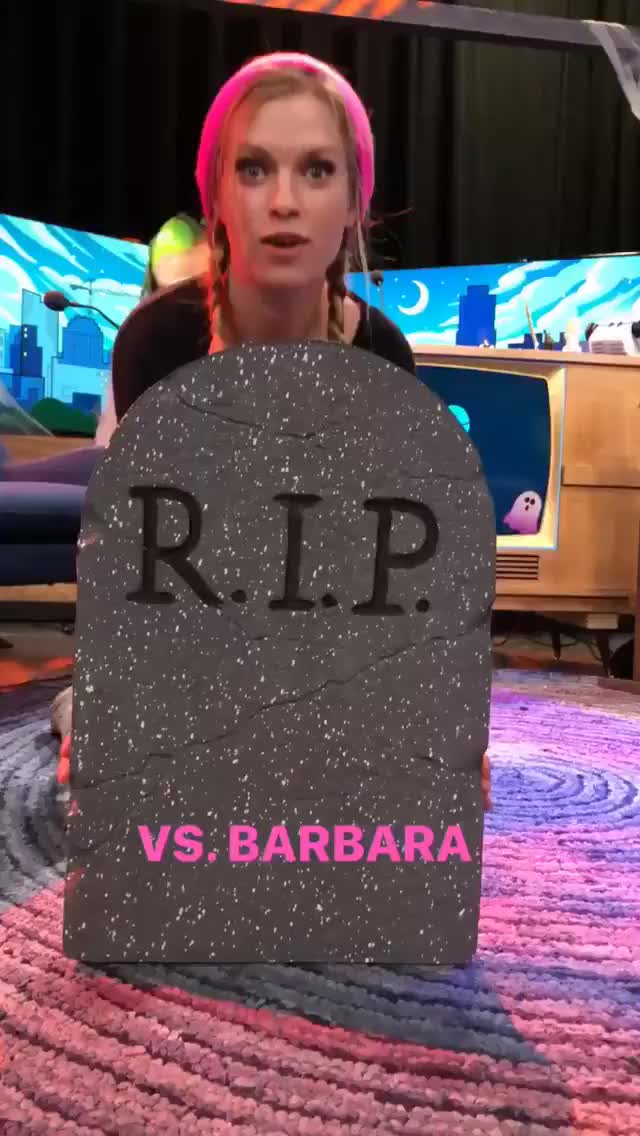 Watch Barbara Dunkelman - The Barb Rises.mp4 GIF on Gfycat. Discover more related GIFs on Gfycat