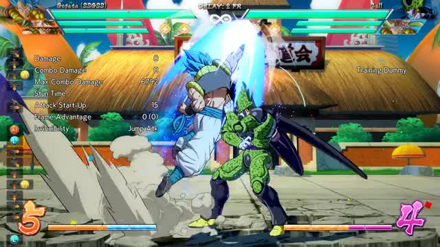 Watch and share Dbfz GIFs by askiir on Gfycat