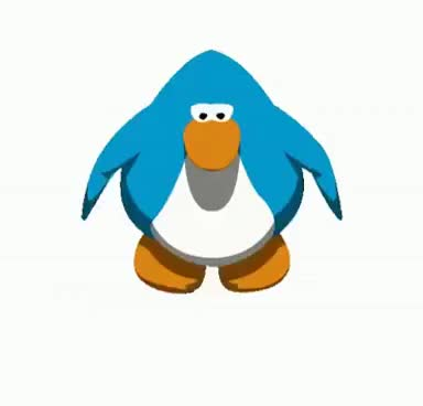 Watch and share Club Penguin Dance GIFs on Gfycat