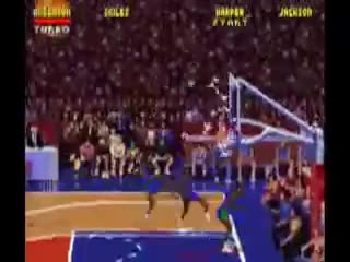 Watch and share Nba Jam GIFs and Snes GIFs on Gfycat