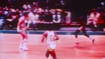 Earl Monroe — Baltimore Bullets GIFs