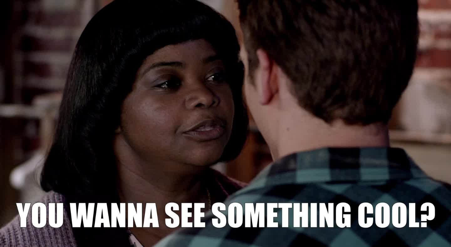 cool, ma, ma movie, octavia spencer, thats cool, MA See Something Cool GIFs