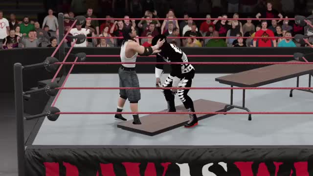 Watch WWE 2K17's Advanced AI In Action GIF by @metaphosteles on Gfycat. Discover more related GIFs on Gfycat