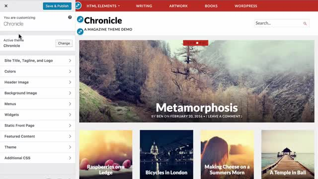 Watch and share Chronicle Customizer Demo GIFs by Ben on Gfycat