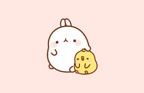 Watch and share Molang GIFs on Gfycat