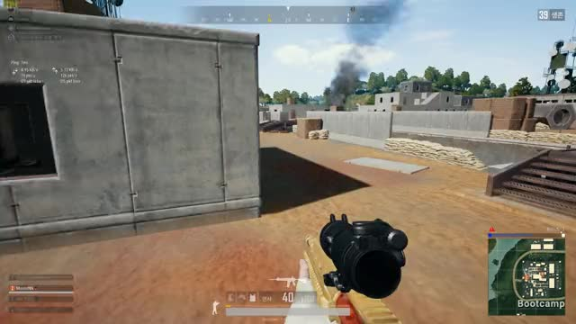 Watch bootcamp 1vs3 GIF by MissioN (@0912asd) on Gfycat. Discover more PUBATTLEGROUNDS, pubg GIFs on Gfycat