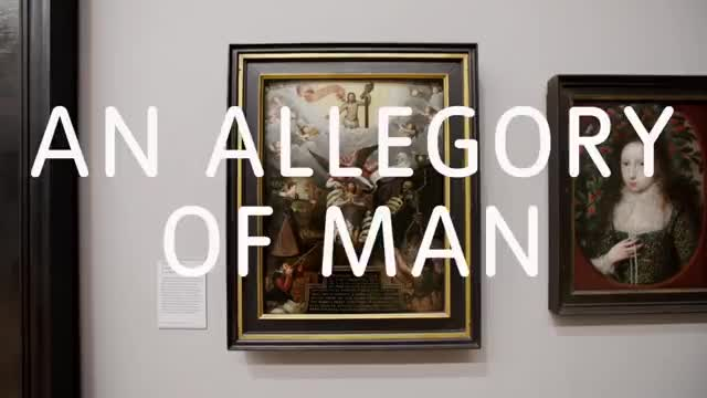 Watch An Allegory of Man | TateShots GIF on Gfycat. Discover more Christian, Reformation, aniconism, art, artwork, man, painting, protestant, religious, symbolism, tate GIFs on Gfycat