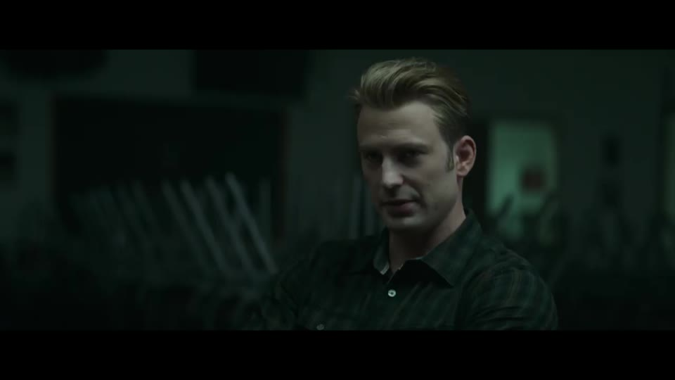 celebs, chris evans, Avengers End Game Superbowl Spot GIFs