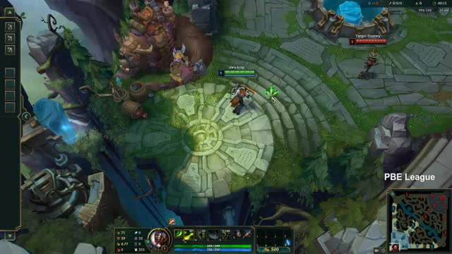 Watch and share Master Yi On The PBE 10.4 GIFs by Austin James on Gfycat