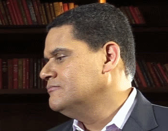 ProJared Switch Interview with Reggie GIFs