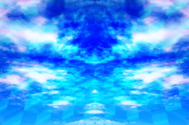 Watch and share Cloud Fractalization GIFs by Symmetric Vision on Gfycat
