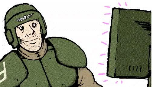 Watch and share Warhammer GIFs on Gfycat