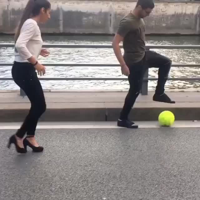 Watch IN HEELS GIF by pmmesteamk3ys on Gfycat. Discover more related GIFs on Gfycat