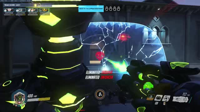 Watch and share Overwatch 10 04 2018 22 46 51 GIFs on Gfycat