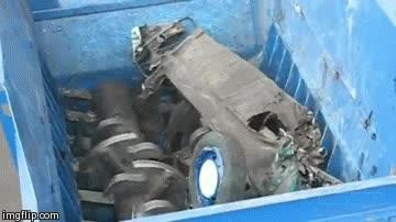 Watch and share Shredder GIFs on Gfycat