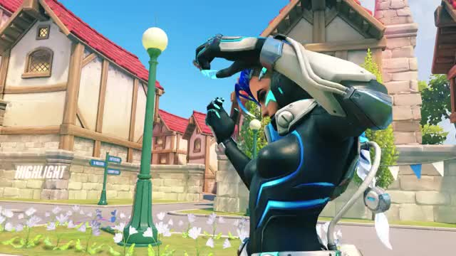 Watch and share Highlight GIFs and Overwatch GIFs by Shockable on Gfycat