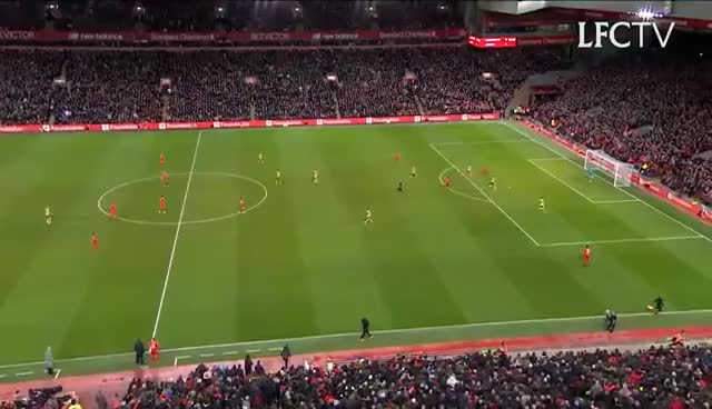 Watch and share Inside Anfield: Liverpool 3-1 Arsenal | TUNNEL CAM AND GOALS! GIFs on Gfycat