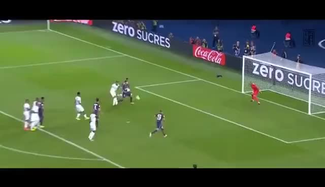 Watch and share Neymar 2018 | 2017/18 - PSG | Skills & Goals ᴴᴰ GIFs on Gfycat