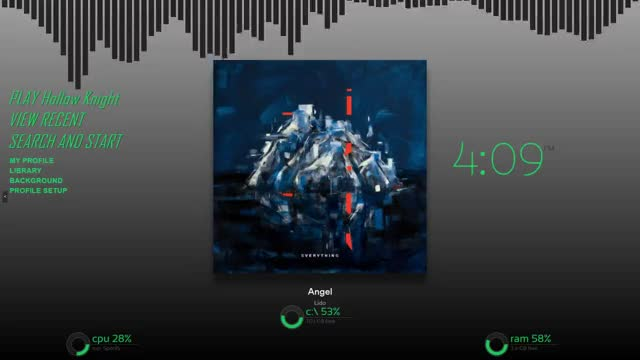 Watch and share Rainmeter GIFs by deatheater on Gfycat