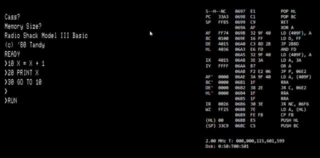 Watch and share TRS80 Step 3 GIFs on Gfycat