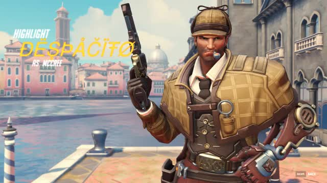 Watch McCree GIF by Cagdup (@cagdup) on Gfycat. Discover more highlight, mccree, overwatch GIFs on Gfycat