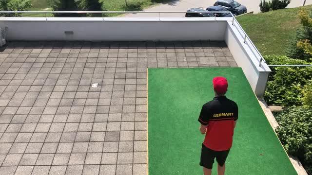Watch and share Simon Lizotte GIFs and Disc Golf GIFs by Benn Wineka UWDG on Gfycat