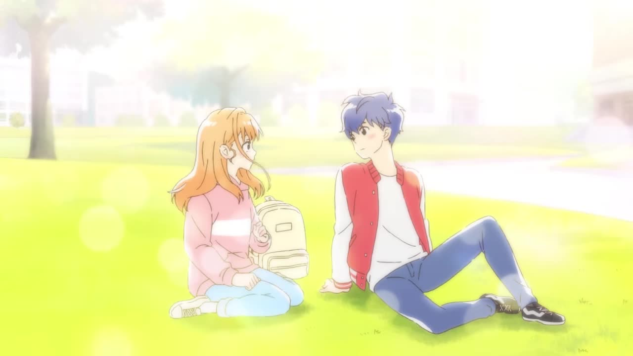 Anime Romantic Gifs Search Search Share On Homdor