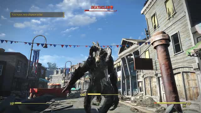Watch and share Fallout4 5 18 2018 7 28 15 AM GIFs on Gfycat