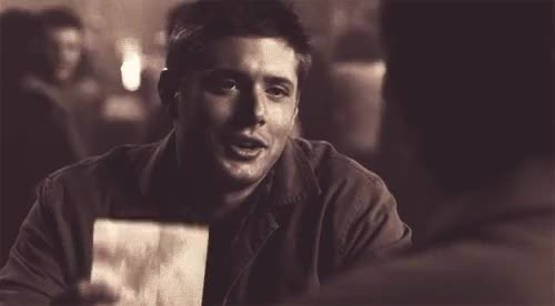 Watch and share Dean Winchester GIFs and Shadow GIFs on Gfycat