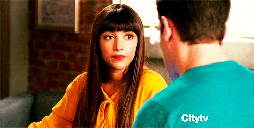 Watch and share Hannah Simone GIFs on Gfycat