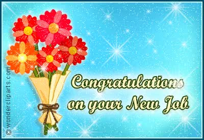 Watch and share Brighten Congratulations On Your New Job GIFs on Gfycat
