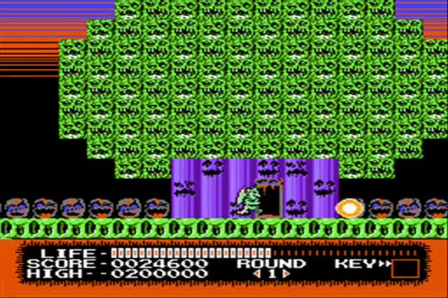 Watch and share Monster Party - Nes - Full Playthrough - No Death GIFs on Gfycat